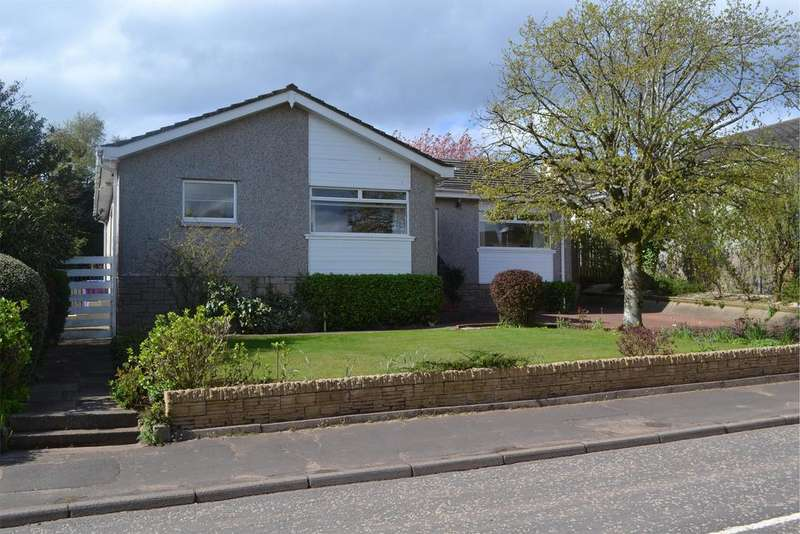 3 Bedrooms Detached Bungalow for sale in 63 Bowfield Road, WEST KILBRIDE, KA23 9JZ