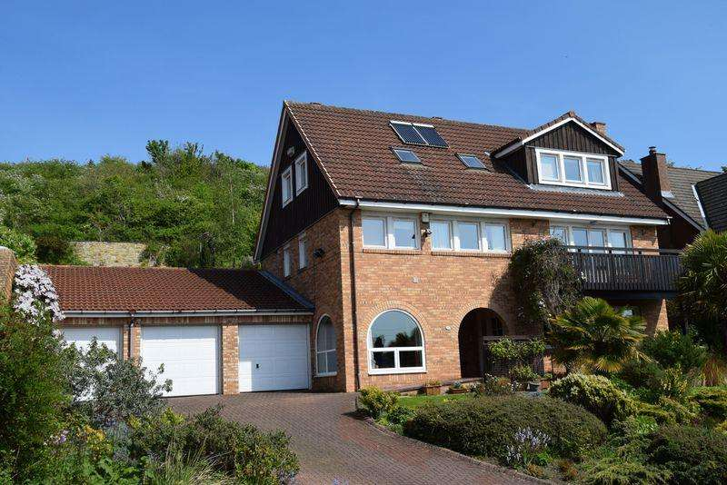5 Bedrooms Detached House for sale in New Ridley Road, Stocksfield