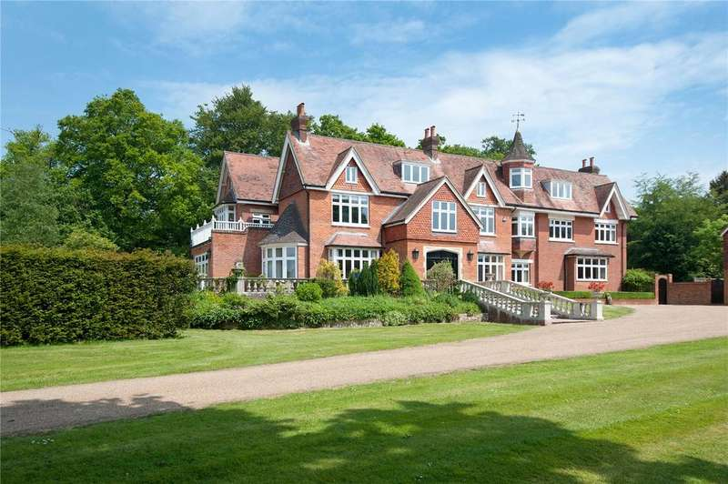 9 Bedrooms Detached House for sale in Spinney Lane, Little London, Nr Waldron, East Sussex