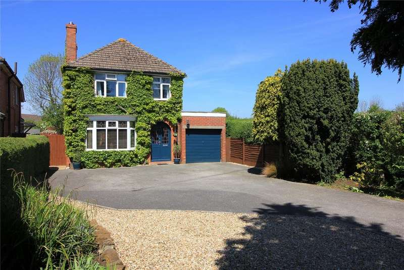 3 Bedrooms Detached House for sale in Bunkers Hill, Lincoln, LN2