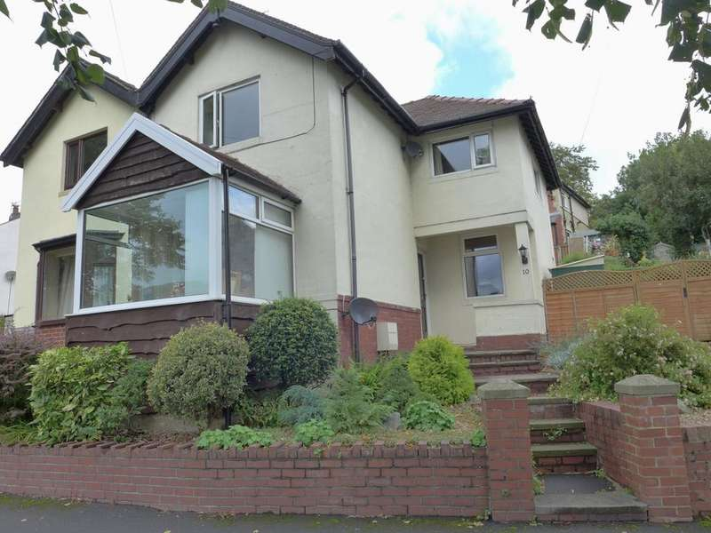 3 Bedrooms Semi Detached House for sale in Lime Avenue Todmorden