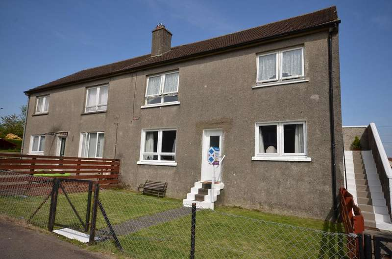 2 Bedrooms Flat for sale in Dixon Avenue, Dunoon, Argyll, PA23