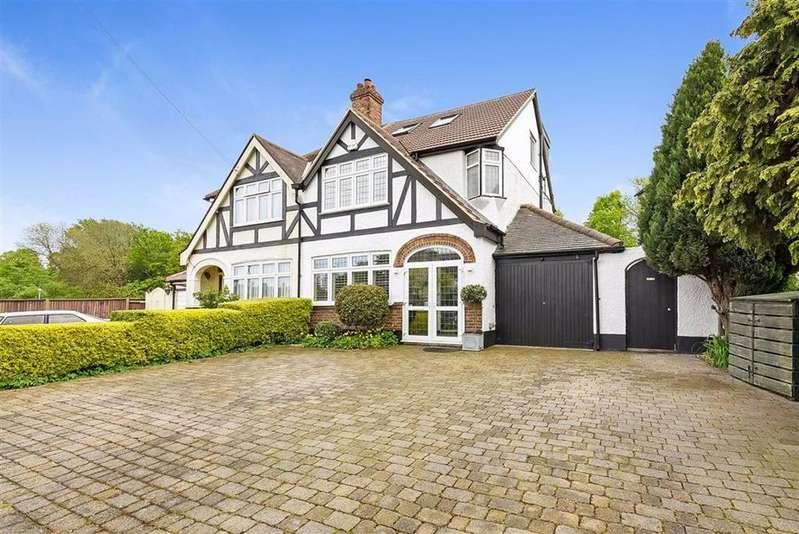 4 Bedrooms Semi Detached House for sale in Langley Way, West Wickham, Kent