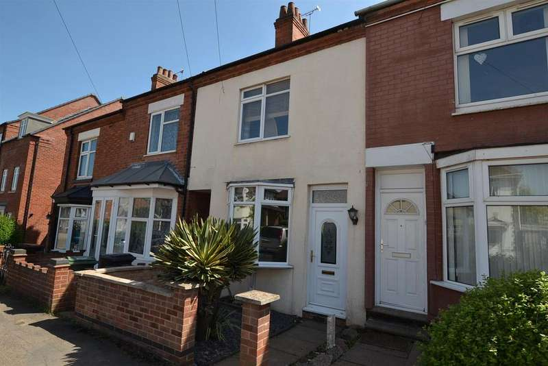 3 Bedrooms Terraced House for sale in Linkfield Road, Mountsorrel, Leicestershire