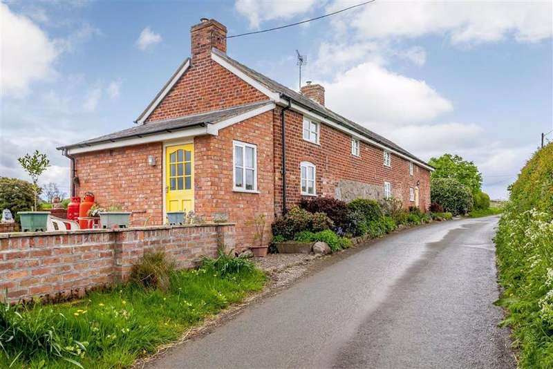 3 Bedrooms Detached House for sale in Conquer Hall, Hen-Domen, Hendomen, Montgomery, Powys, SY15