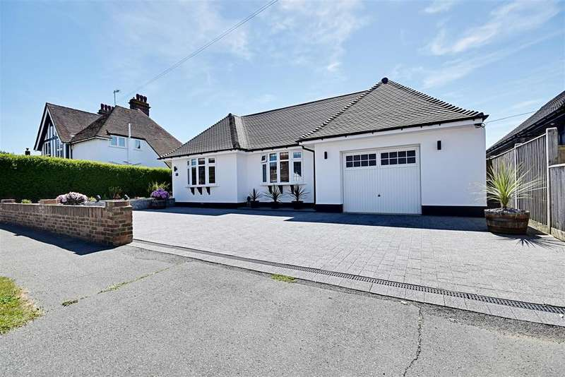3 Bedrooms Detached Bungalow for sale in Cooden Drive, Bexhill-On-Sea