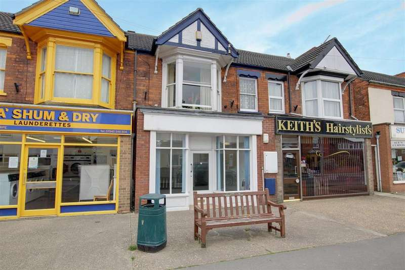 2 Bedrooms Flat for sale in Victoria Road, Mablethorpe