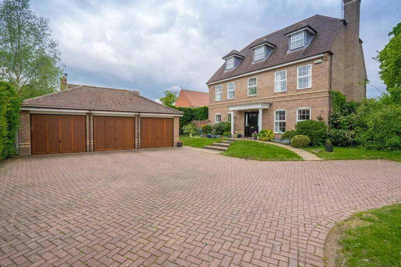 5 Bedrooms Detached House for rent in Chestnut Drive, Stretton Hall, Oadby
