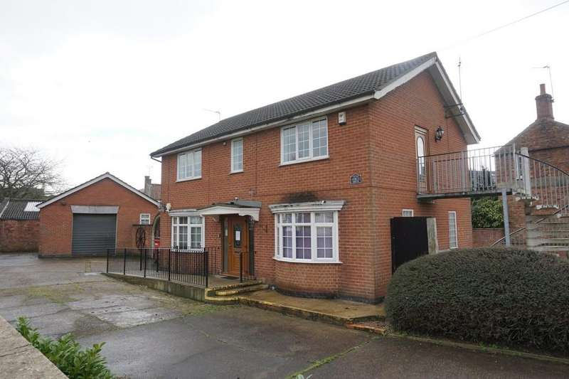 2 Bedrooms Detached House for sale in Jubilee Way , Horncastle