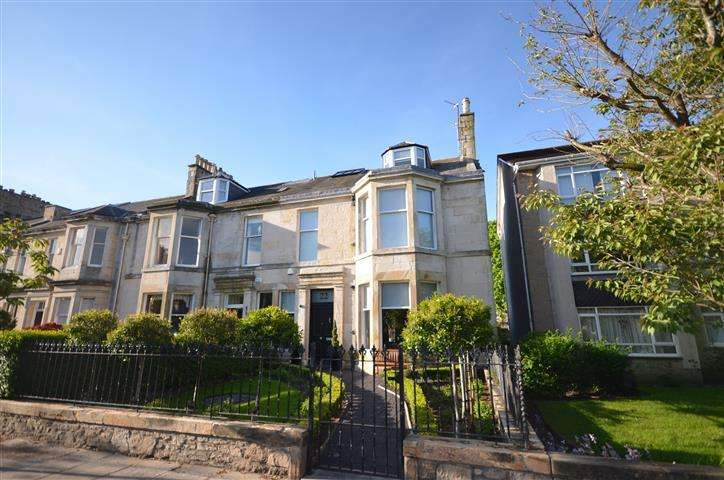 4 Bedrooms End Of Terrace House for sale in 22 Park Circus, Ayr, KA7 2DL