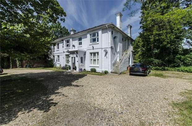 2 Bedrooms Flat for sale in Mill House, 79 Bishopstoke Road, Bishopstoke, EASTLEIGH, Hampshire