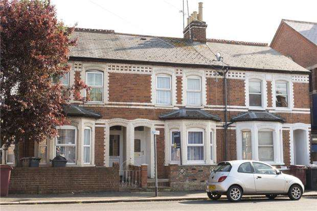 3 Bedrooms Terraced House for sale in Goldsmid Road, Reading, Berkshire