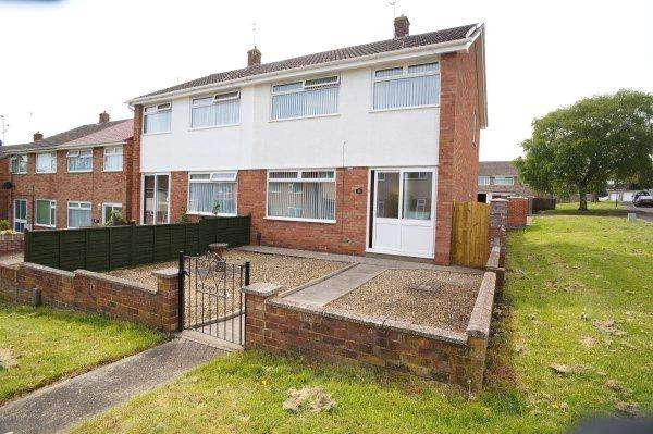 3 Bedrooms House for sale in Caddick Close, Kingswood, Bristol, BS15 4QQ