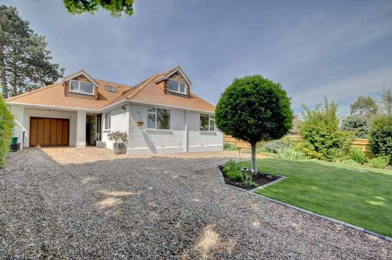 4 Bedrooms Detached House for sale in Church Lane, Bledlow Ridge