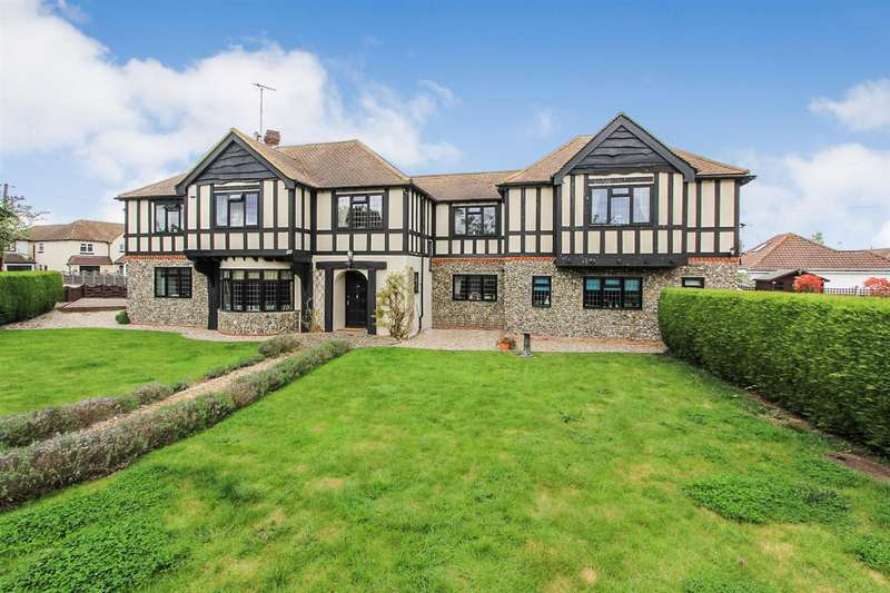 6 Bedrooms Detached House for sale in Longtye Drive, Chestfield, Whitstable