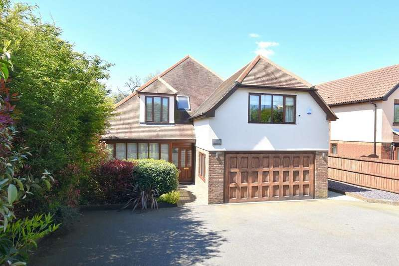 5 Bedrooms Detached House for sale in Henley Road, Ipswich IP1 4NX