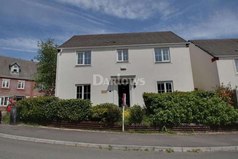 4 Bedrooms Detached House for sale in Pen Parc View, Abercynon