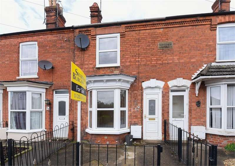 3 Bedrooms Terraced House for sale in Hospital Lane, Boston, Lincolnshire