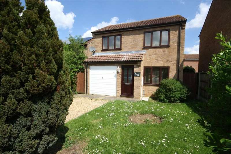 3 Bedrooms Detached House for sale in Gorse Lane, Leasingham, Sleaford, Lincolnshire, NG34