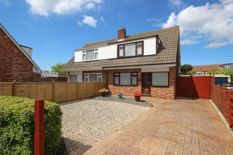 3 Bedrooms Chalet House for sale in Standish Avenue, Stoke Lodge, Bristol, BS34