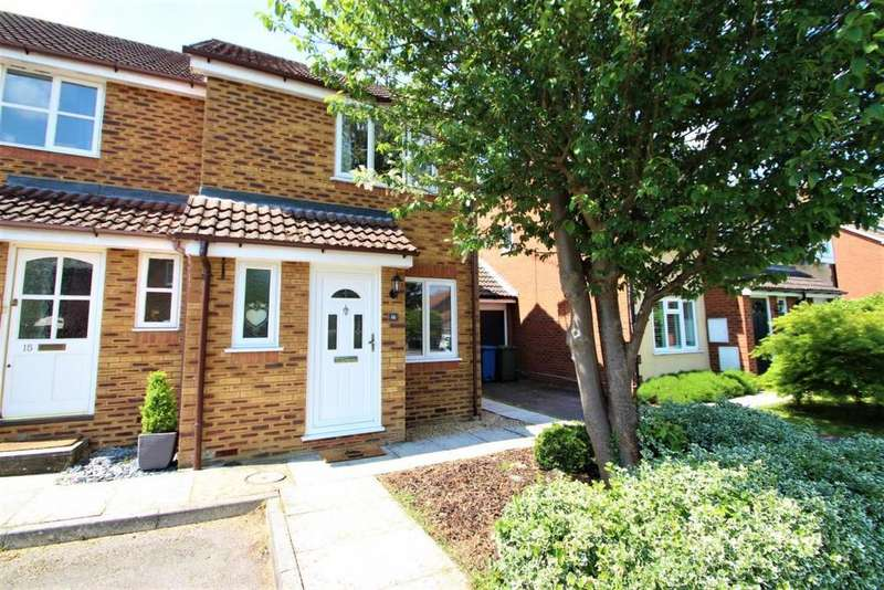 2 Bedrooms End Of Terrace House for sale in Deller Street, Binfield, RG42