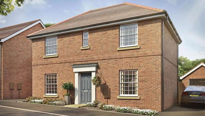 3 Bedrooms Detached House for sale in The Green, Ullesthorpe, Lutterworth