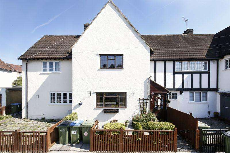 2 Bedrooms Cottage House for sale in Granby Road, Eltham SE9