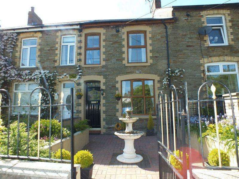 4 Bedrooms Terraced House for sale in Charles Street, Blaenavon