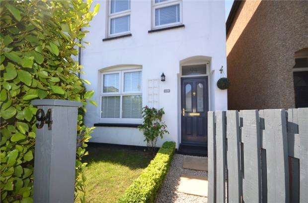 2 Bedrooms Semi Detached House for sale in Westborough Road, Maidenhead, Berkshire