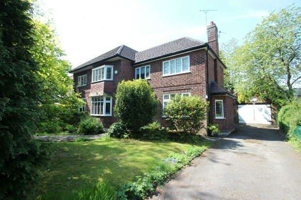 5 Bedrooms Detached House for sale in Moss Lane, Sale