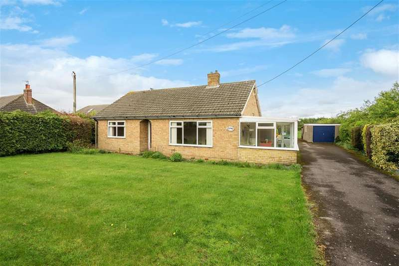 3 Bedrooms Detached Bungalow for sale in Thornborough, Bedale, DL8 2RA
