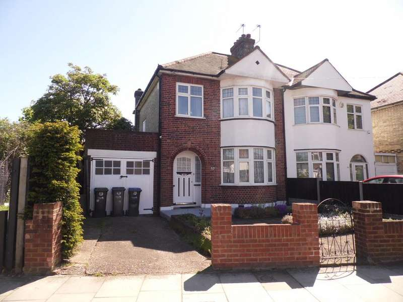 3 Bedrooms Semi Detached House for sale in Wilbury Way, Edmonton N18