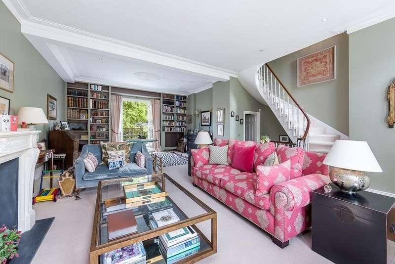 5 Bedrooms Terraced House for sale in Percy Road, Shepherds Bush, London, W12