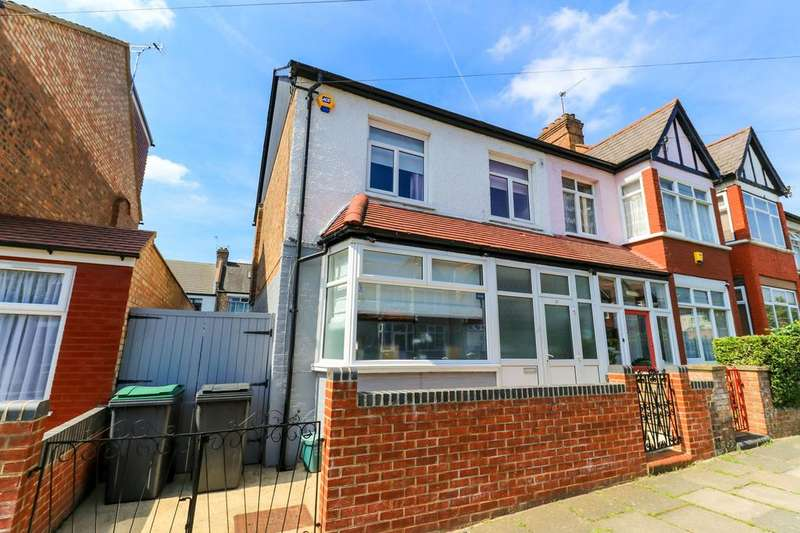 4 Bedrooms End Of Terrace House for sale in Forfar Road, N22