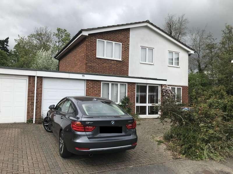 4 Bedrooms House for sale in Spring Meadow, Bracknell, Berkshire, RG12