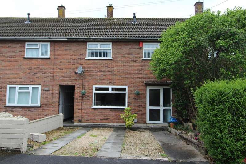 3 Bedrooms Terraced House for sale in Craydon Walk, Stockwood, Bristol, BS14 8HA