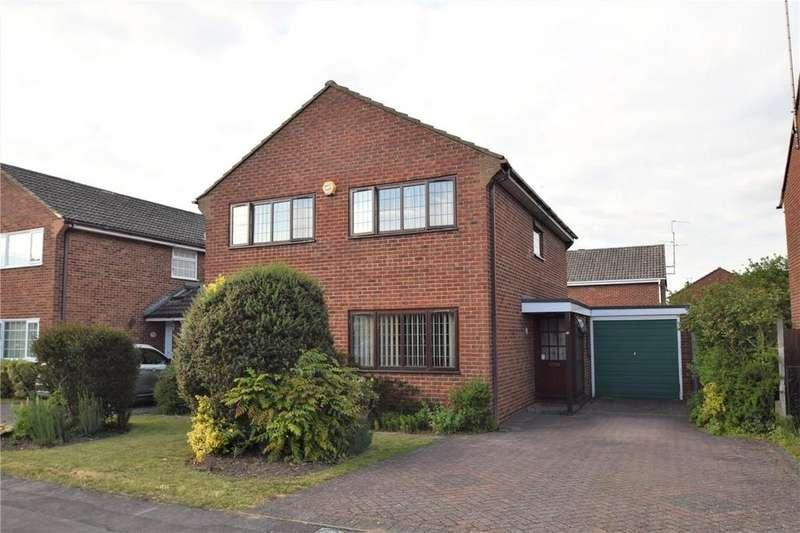 4 Bedrooms Detached House for sale in Sherwood Road, Winnersh, Wokingham, Berkshire, RG41