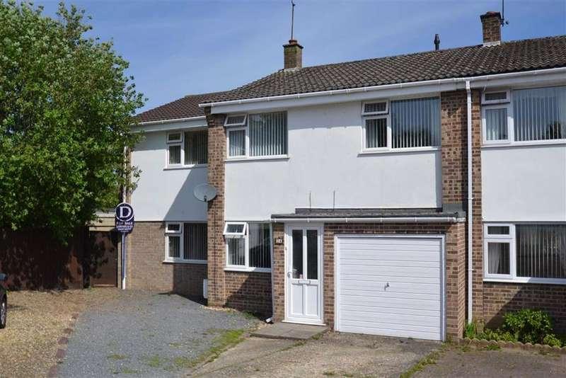 4 Bedrooms Semi Detached House for sale in Epsom Crescent, Newbury, Berkshire, RG14
