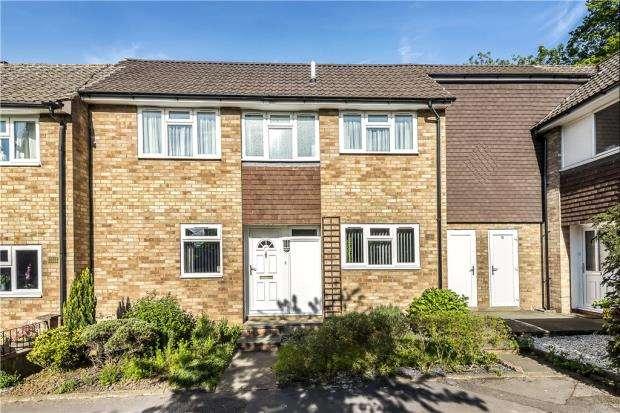 4 Bedrooms Terraced House for sale in Rosedale Gardens, Bracknell, Berkshire