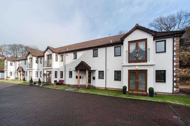 2 Bedrooms Ground Flat for sale in Leapmoor Drive, Wemyss Bay, Inverclyde, PA18 6BF