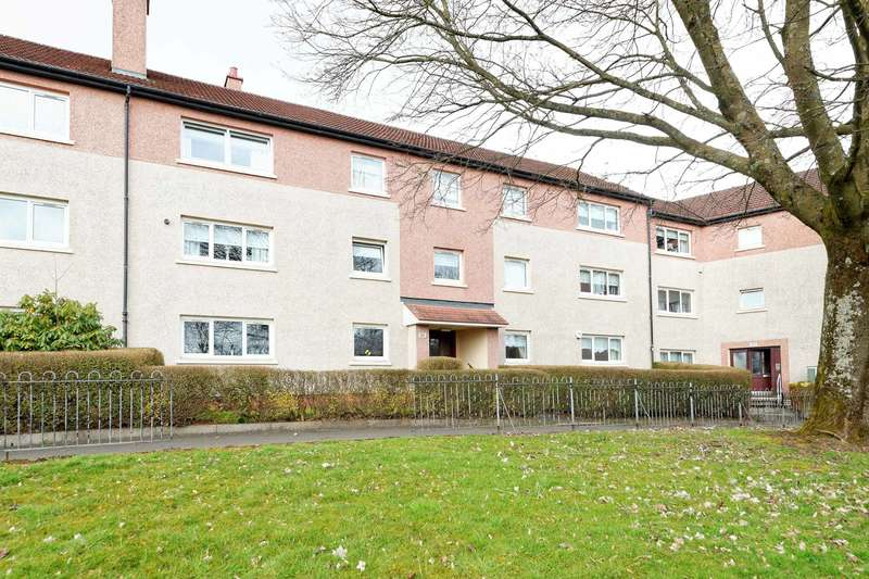 3 Bedrooms Flat for sale in Kinfauns Drive, Drumchapel, Glasgow, G15 7BD
