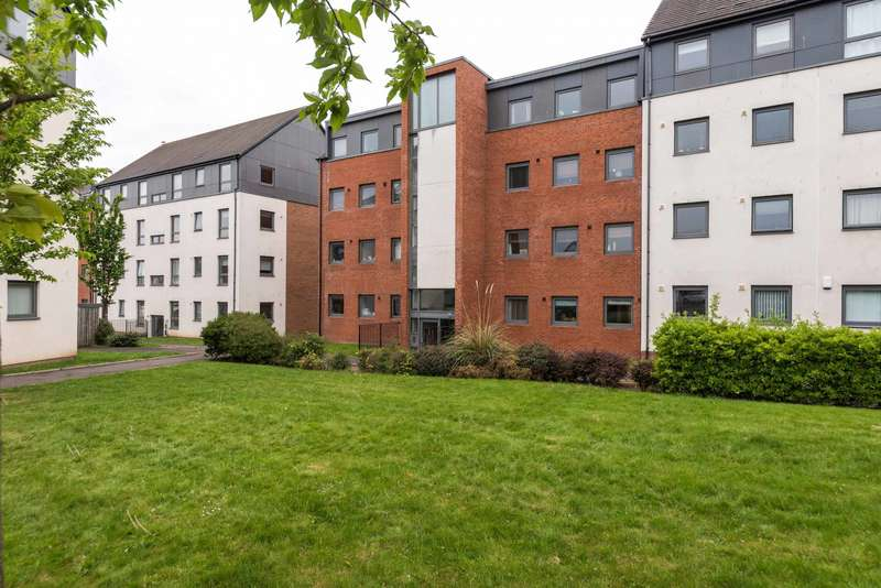 2 Bedrooms Ground Flat for sale in Ferry Gait Crescent, Edinburgh, EH4 4GS