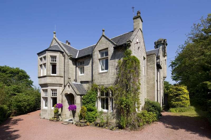 6 Bedrooms Detached Villa House for sale in Erngath Road, Bo'ness, West Lothian, EH51 9EN