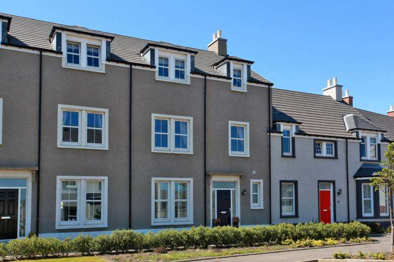 5 Bedrooms Town House for sale in Wellington Gardens, Cove, Aberdeen, AB12 3TQ