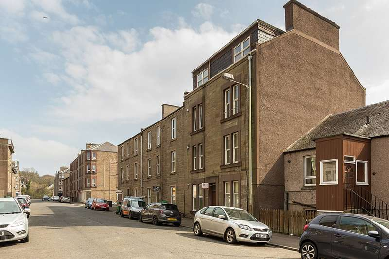 2 Bedrooms Flat for sale in Cleghorn Street, Dundee, Angus, DD2 2NQ
