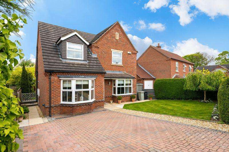 3 Bedrooms Detached House for sale in Langton Drive, Horncastle