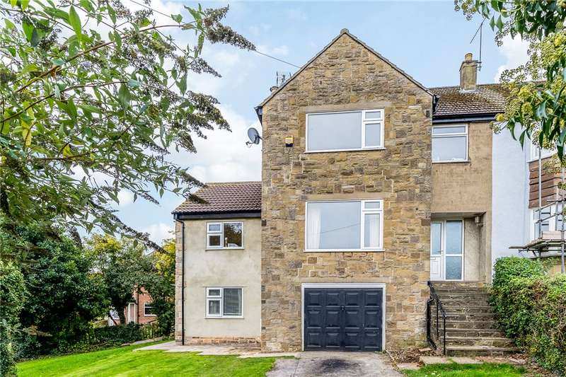 4 Bedrooms Semi Detached House for sale in Netheredge Drive, Knaresborough, North Yorkshire