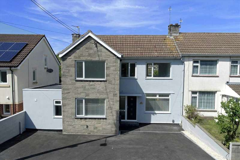 4 Bedrooms End Of Terrace House for sale in Conham Hill, Hanham, Bristol