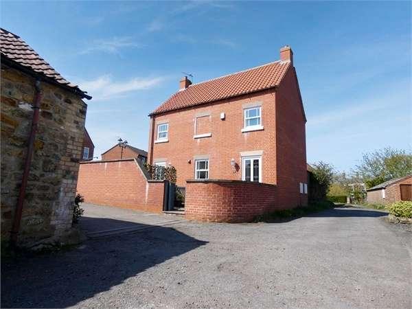 4 Bedrooms Detached House for sale in Granby Court, Binbrook, Market Rasen, Lincolnshire