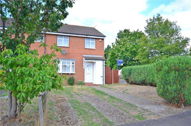 3 Bedrooms End Of Terrace House for sale in Humber Way, Sandhurst, Berkshire